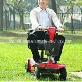 4 ruedas Movilidad Scooter eléctrico Puede plegable