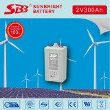 Opzv Batterie 2V300ah für Telekommunikationssystem
