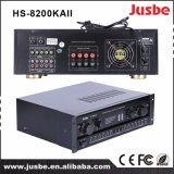 HS-8200kaii sistema de audio de fábrica fuente de alimentación del amplificador de precios de entretenimiento