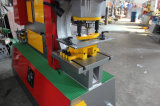 Conjunto hidráulico de puncionar e máquina de cisalhamento com certificado CE (Q35Y-20)
