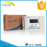 Epsolar 30A 12V/24VのセリウムVs3024Aが付いている自動太陽電池パネルのコントローラ