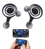 Het mobiele Controlemechanisme van het Spel van Joypad van het Scherm van de Aanraking van de Tuimelschakelaar van het Spel van de Bedieningshendel van het Spel Mini