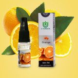 Het oranje het e-Sap van het Aroma e-Vloeibare Sap van Vaper