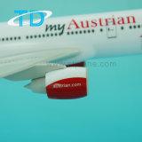 オーストリア人1/200の(32cm)ビジネスギフトおよび販売のためのB777-200プラスチック平らなモデル