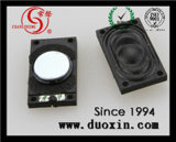 8ohm 1.0W 25*15mmのノートのスピーカーDxp2515-1-8W