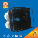 IP67 de cambio de fase 200W 300W 400W 500W de iluminación LED de exterior