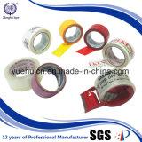 Entrega rápida de la cinta transparente auto adhesivo
