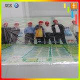 Tarjeta libre lisa de la muestra de la tarjeta de la espuma del PVC