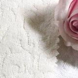 Buena calidad del hilo de chenilla Moda Jacquard Tela para la ropa de señora