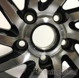 Mercato degli accessori cerchioni della lega da 17 pollici per Volkswagen