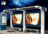 Outdoor Waterproof Advertising Boîte à lumière LED pour affichage publicitaire de chaussée