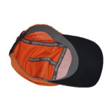 Protezione su ordinazione della maglia di stampa del poliestere dei cappelli di protezione di Sun
