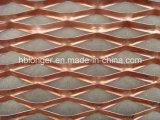Treillis métallique augmenté enduit par PVC
