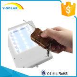Luz de calle solar del LED con la función de control alejada de la ligereza SL1-33-Control