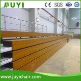 Baloncesto de madera presentado Bleacher Indoor Gym Bleacher para la venta Jy-705