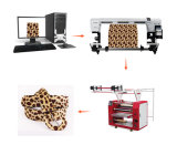 多機能Fy- Rpm80cm*1.2mの幅のリボンの昇華移動式締縄のための回転式熱の出版物機械