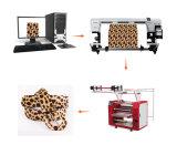 Máquina rotatoria de la prensa del calor del Fy- Rpm80cm*1.2m de la anchura de la sublimación de múltiples funciones de la cinta para el acollador móvil