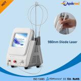 Traitement vasculaire 980nm laser à diode laser