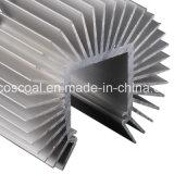 Aluminium-/Aluminiumkühlkörper