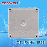 Коробка приложения напольного водоустойчивого ABS электрическая