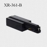 끝 공급 전력 공급 3개의 색깔 궤도 전원 연결 장치 (XR-361)를