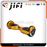"""Do veículo inteligente do balanço do projeto da forma """"trotinette"""" elétrico"""
