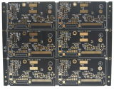 PWB Multilayer da placa de circuito 12L de 1.6mm para o server de WiFi