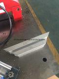 Machine de découpage en aluminium de cornière de profil de cuisine de prix bas (MZ-828)