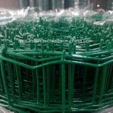 PVC에 의하여 입히는 용접된 네덜란드 철망사 담 유로 담