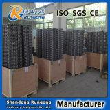 Bajo precio de la herradura de acero inoxidable Eslabón cinta transportadora para tratamiento de la calefacción