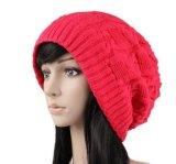 Beanie Knit женщин Slouchy