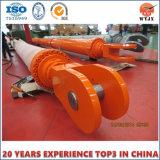 Kundenspezifische große Ausbohrungs-Hydrozylinder für Hochleistungsgerät