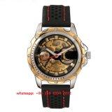 High-End die het Horloge van het Roestvrij staal voor Mensen Fs485 ontwerpen