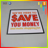 Доска пены PVC знака рекламы