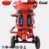 L'exploitation minière antidéflagrants Dry Mix Concrete béton projeté de la machine de pulvérisation