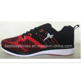 De toevallige Schoenen van de Sport met de Hogere Atletische Schoenen van de Tennisschoen van Mensen Flyknit