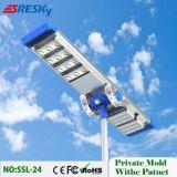 Alta lista de precios de la luz de calle del lumen 40W LED del precio inferior