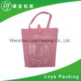 La mode bon marché a réutilisé le sac non tissé estampé par animal familier pour le sac d'épicerie stratifié stratifié par achats de sac d'emballage de polypropylène
