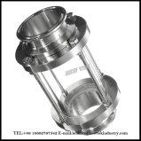 ステンレス鋼の食品加工三クランプサイトグラス