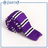 Мода дизайн низкая MOQ имеющихся запасов трикотажные галстуки