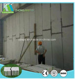 Zjt 구체적인 EPS 시멘트 샌드위치 집 실내 Prefabricated 벽면