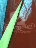 Fibra de vidrio recubierta de silicona de alta calidad con adhesivo