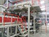 高容量のプラスチックフィルムPVC屈曲の旗の放出の生産ライン