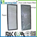 공기 정화기 공기조화를 위한 HEPA 필터 H13 종류