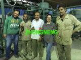 Черный завод по переработке вторичного сырья масла двигателя, оборудование вакуумной перегонки неныжного масла