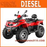 自動ディーゼル900cc 4X4 ATV