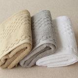 Чисто полотенце ноги ванны Терри полового коврика ванной комнаты хлопка