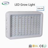 3W*100PCS alojamento plástico crescem LED de luz para iluminação de plantas de interior