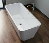 Acrylic Resin Piedra Artificial Muebles de Baño Independiente de Baño (PB1007N)