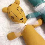 Brinquedo da boneca do animal enchido do brinquedo do luxuoso do leão